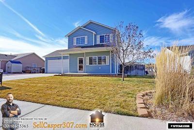 Casper Single Family Home For Sale: 2724 Fairdale