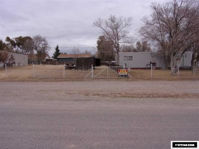 Green River Residential Lots & Land For Sale: 4230 & 4160 Johnson