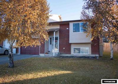Kemmerer Single Family Home For Sale: 1669 Troy Ct
