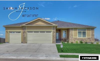 Casper Single Family Home For Sale: 2912 Croydon