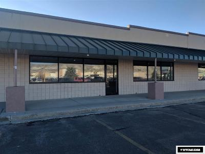 Rock Springs Commercial For Sale: 2400 Foothill, Suite 3 A