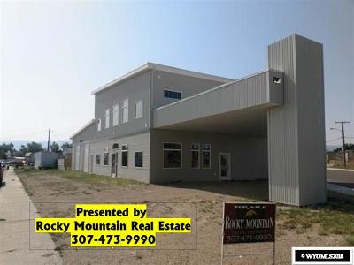 Mills Commercial For Sale: 4949 W Yellowstone