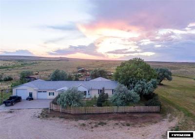 Single Family Home For Sale: 3250 Cattle Trail