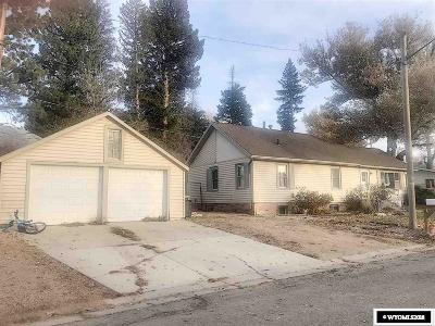 Buffalo Single Family Home For Sale: 197 Western