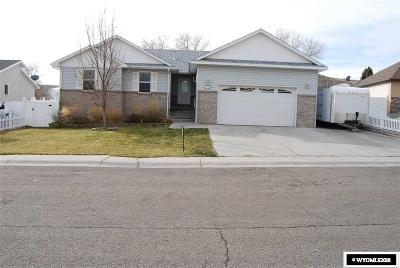 Green River Single Family Home Pending-Continue To Show: 1740 New Mexico