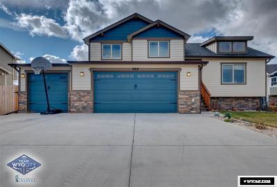 Casper Single Family Home For Sale: 2818 Boots