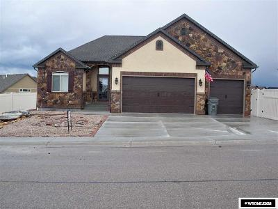 Rock Springs Single Family Home For Sale: 33 Long
