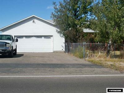 Rock Springs Single Family Home For Sale: 230 Mesa