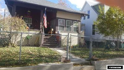 Casper Multi Family Home For Sale: 321 S Lincoln