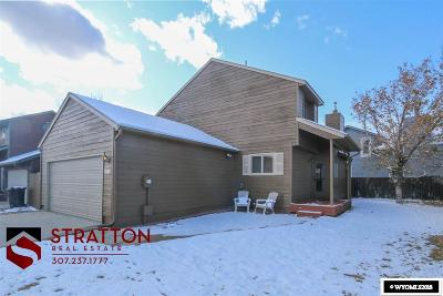 Single Family Home For Sale: 3420 Cimarron