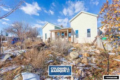 Buffalo Single Family Home For Sale: 475 S Cummings