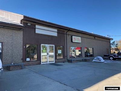 Glenrock Commercial For Sale: 803 W Birch