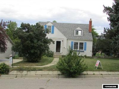 Buffalo Single Family Home For Sale: 329 Western