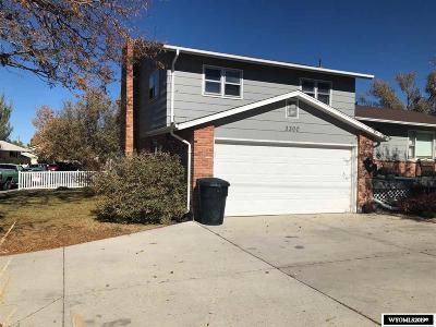 Casper Single Family Home For Sale: 3300 E 15th