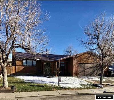 Casper Single Family Home New: 341 Indian Paintbrush