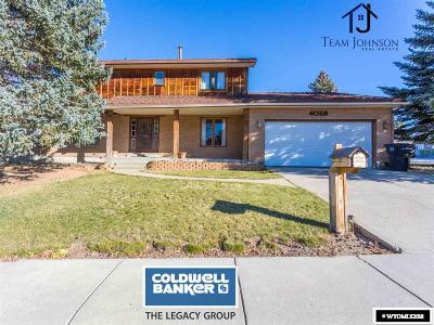 Casper WY Single Family Home For Sale: $265,000