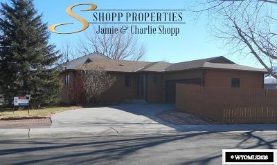 Casper WY Single Family Home For Sale: $247,000