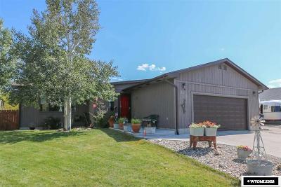 Casper WY Single Family Home For Sale: $269,900