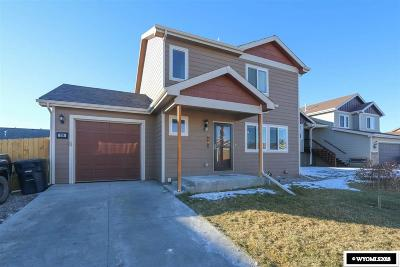 Mills Single Family Home For Sale: 798 Fossil Butte
