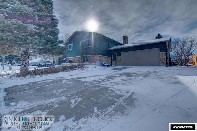 Casper WY Single Family Home New: $239,900
