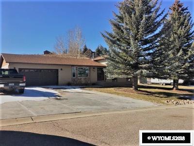 Evanston Single Family Home For Sale: 223 Hayden
