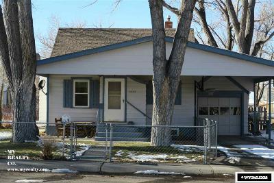 Douglas Single Family Home For Sale: 1022 Washington