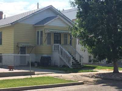 Casper Multi Family Home For Sale: 335 S Park