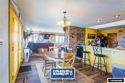Casper Single Family Home For Sale: 9850 Zero Road