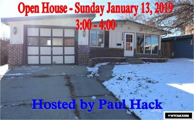 Casper Single Family Home For Sale: 2509 E 9th
