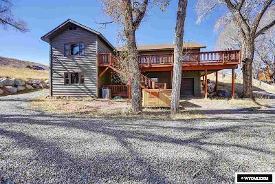 Fremont County Single Family Home For Sale: 503 S 3rd