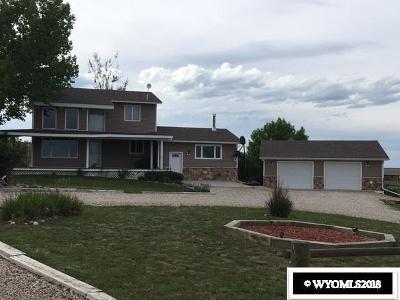Buffalo Single Family Home For Sale: 13 Prairie