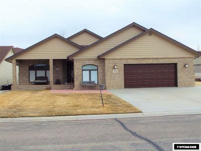Glenrock, Alcova, Casper, Douglas, Evansville, Bar Nunn, Midwest Single Family Home For Sale: 1235 Stafford