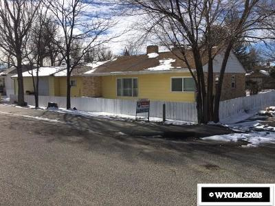 Mills Single Family Home Pending-Continue To Show: 144 N 3rd