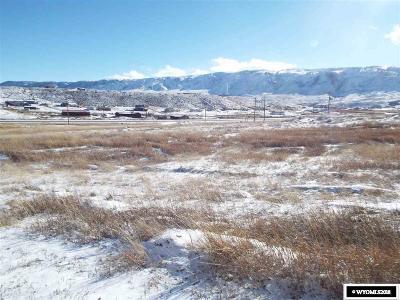 Casper Residential Lots & Land For Sale: 7800 W Hwy 220