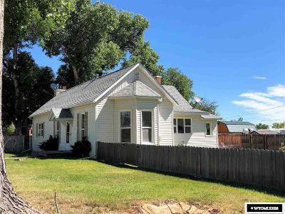 Buffalo Single Family Home For Sale: 35 N Carrington