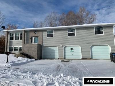 Green River Single Family Home For Sale: 215 Fall View