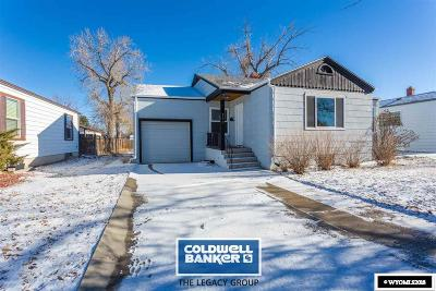 Casper Single Family Home For Sale: 233 S Lennox
