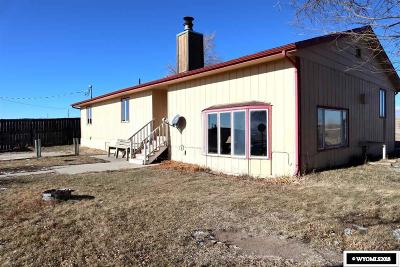 Casper Single Family Home For Sale: 5650 W Poison Spider