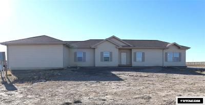 Casper Single Family Home Pending-Continue To Show: 5344 33 Mile Rd