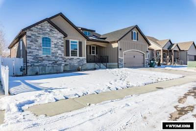 Rock Springs Single Family Home Pending-Continue To Show: 1010 Winchester