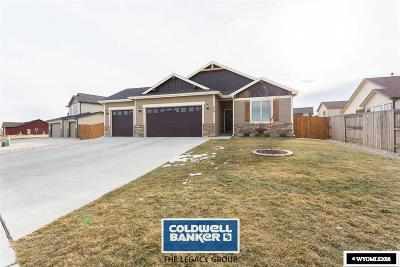 Evansville Single Family Home New: 776 Camp Davis
