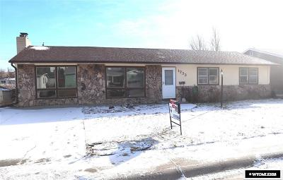 Casper Single Family Home For Sale: 1733 Elk