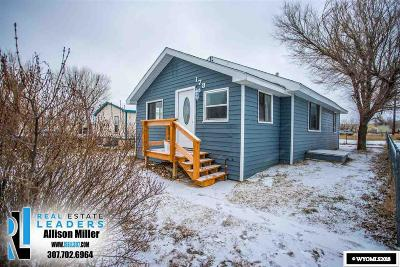 Evansville Single Family Home For Sale: 179 1st