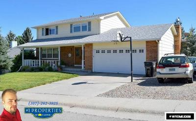 Casper Single Family Home For Sale: 915 Stafford
