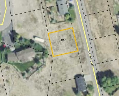 Evanston Residential Lots & Land For Sale: 107 Hillside