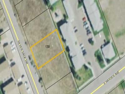 Evanston Residential Lots & Land For Sale: 139 Silver Sage