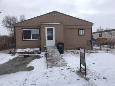 Casper Single Family Home For Sale: 2575 Prairie