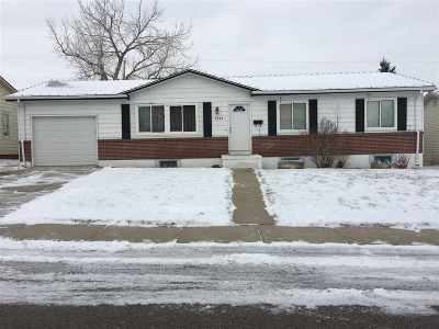 Casper Single Family Home For Sale: 2934 Ridgecrest