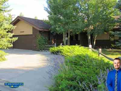 Casper Single Family Home For Sale: 1909 Rustic