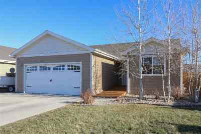 Evansville Single Family Home For Sale: 611 Bozeman
